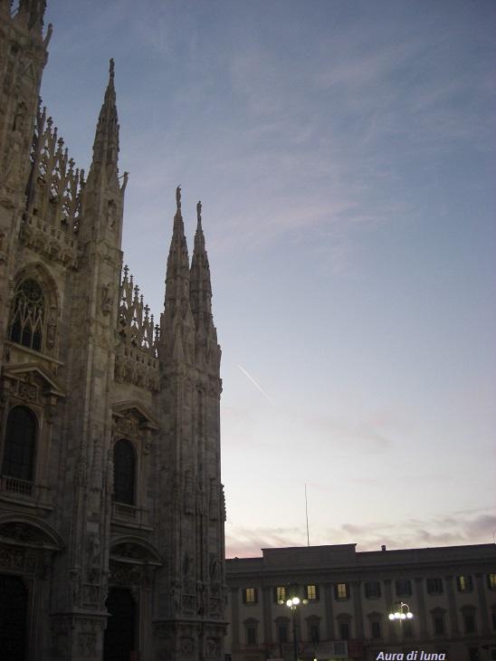 17 dicembre ore 7,35 - Piazza Duomo